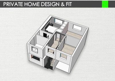 Private Home Design & Fit