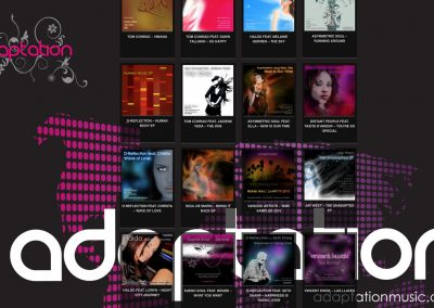 Adaptation - Record Label