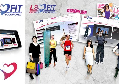 LSFit - Online Lifestyle & Fitness Business