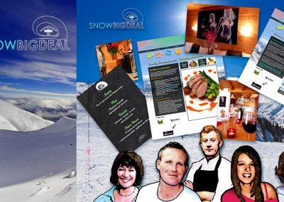 Snow Big Deal - Ski Chalet Business
