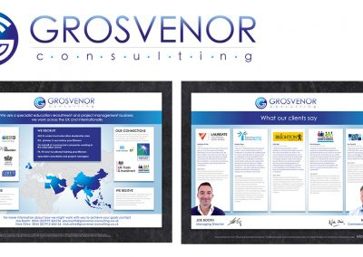 Grosvenor Consulting - Educational Recruitement