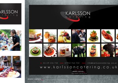 Karlsson Catering - High-End Catering