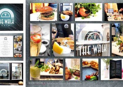 The Walk Café - Café Bistro